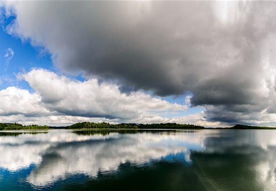 Mazurská jezera - přírodní skvost polska, Elblažský kanál a Baltské moře - Polsko