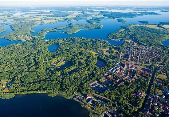 Mazurská jezera - přírodní skvost polska, Elblažský kanál a Baltské moře - Gižycko