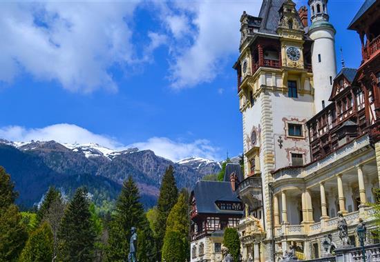 Tajemná Transylvánie po stopách hraběte Drákuly - Rumunsko