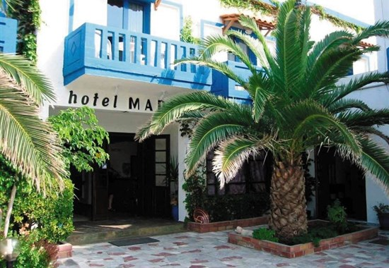 All Inclusive Mari Beach Hotel -