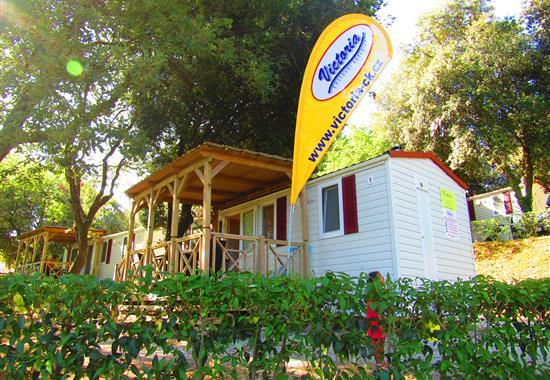 Orsera Camping Resort - Chorvatsko