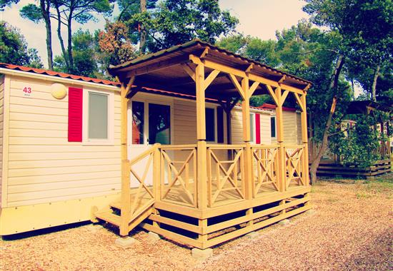 Camping Park Soline - Dalmácie