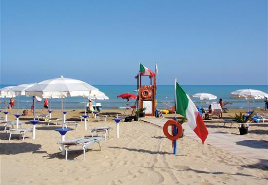 Stella del Sud Camping Villaggio - Itálie