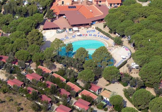 Camping Ville degli Ulivi - Itálie