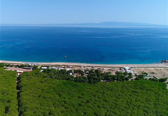 Camping Village Baia Blu La Tortuga - Sardinie