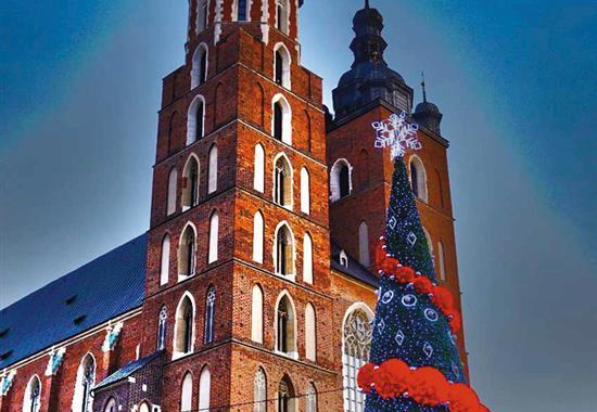Advent v Krakowě - Krakow