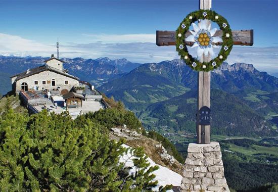 Hitlerovo Orlí hnízdo a Berchtesgadensko - Německo