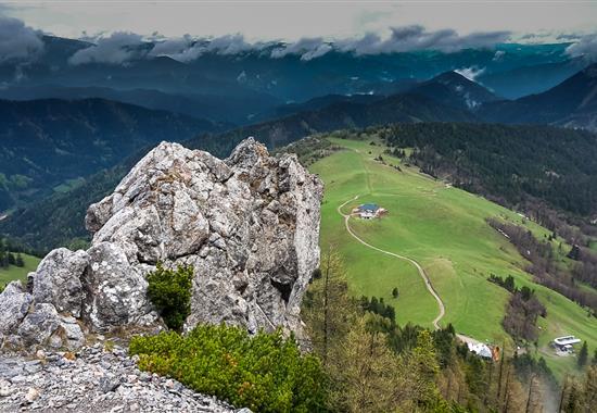 Schneeberg - Rakousko