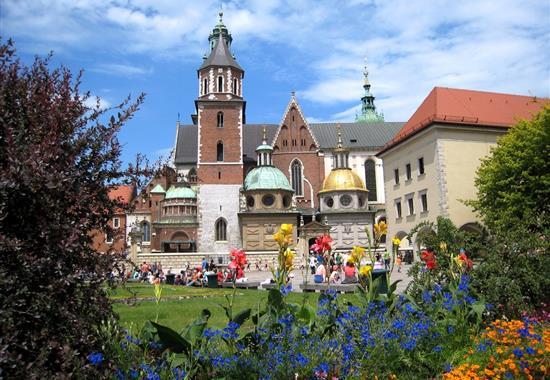 Krakow, Wieliczka a Osvětim - Krakow