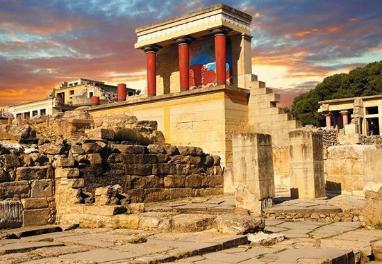 Kréta letecky - pobytově-poznávací zájezd - Řecko