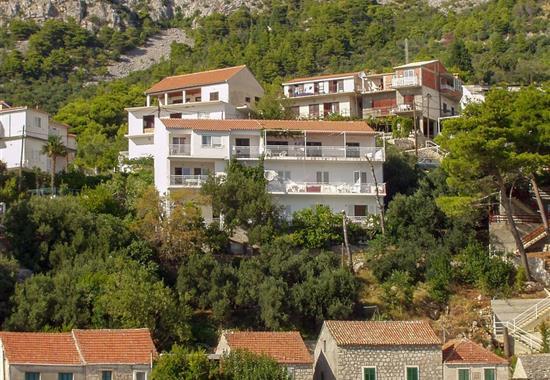 Apartmány Majstrović Vjeko a Majstrović Grgo - Makarská Riviéra
